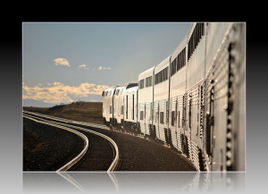 Empire Builder Montana Train