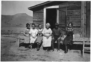 Women of Montana