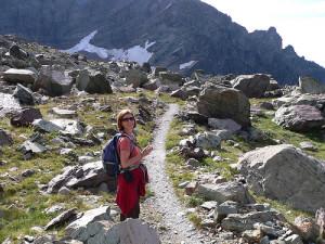 Sperry Glacier Trail MT