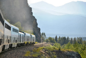 Amtrack MT Empire Builder